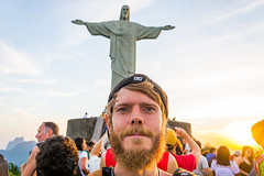 DSC_3716 (sergeysemendyaev) Tags: 2016 rio riodejaneiro brazil    corcovado trilhadocorcovado  hiking     christtheredeemer sightseeing  nikon