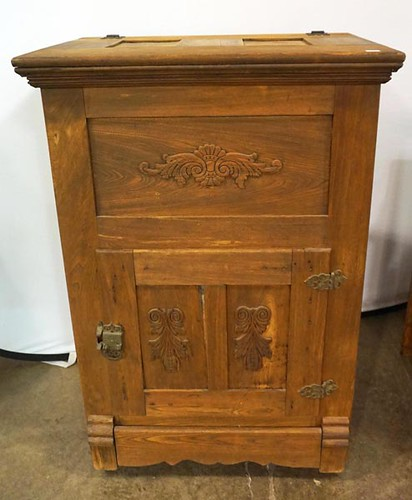 Oak Ice Box ($224.00)