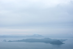 Taal in the Mist (Bong Manayon) Tags: bongmanayon pentaxk3 pentax k3 taalvolcano taallake tagaytaycity batangas philippines ppg pentaxphotogallery