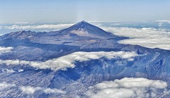 Volcano (Nige H (Thanks for 6.5m views)) Tags: nature landscape sky cloud volcano mountain mountteide teide spain tenerife canaryislands