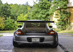 Johnny's Cayman S 2 (SOUTHRNFRESH) Tags: southrnfresh caymans superstarcustoms porsche widebody forged gts
