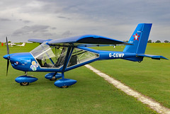 G-CGWP (GH@BHD) Tags: gcgwp aeroprakt a22 foxbat microlight laa laarally laarally2016 sywellairfield sywell aircraft aviation