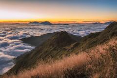 雲海 (Wi 視覺) Tags: sky sun landscapes beautiful view taiwan 合歡山 台灣南投 太魯閣