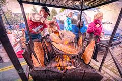 Lightroom-305 (Fin.Travel) Tags: finland lappeenranta nikon d700 1424mm topaztextureeffects topaz kalamarkkinat fishmarket salmon fair