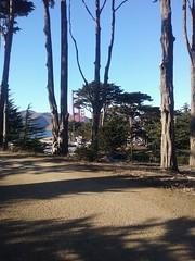 2016-09-26_05-52-08 (sftrajan) Tags: thepresidio sanfrancisco september cameraphone california goldengatebridge