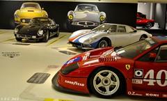 Ferrari F40 LM - combo 250 LM et GTO Galleria Ferrari - Maranello 2015 (Ferrari-live / Franck@F-L) Tags: ferrari f40 lm galleria maranello 2015 dsc0531
