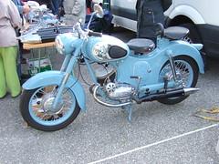PUCH 125 SV (John Steam) Tags: oldtimer vintage teilemarkt lauffen bad ischl obersterreich austria 2016 motorcycle motorbike motorrad zweitakt puch doppelkolben 125sv