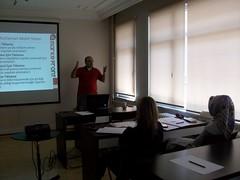MarkeFront - Online ve Mobil Dünyanın İletişim Araçlarına Etkileri / Mobil Reklamcılık / Mobil SEO Eğitimi - 07.08.2012 (5)