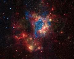 A Surprisingly Bright Superbubble (NASA, Chandra, 08/30/12)