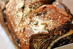 Chocolate babka (cheesekid) Tags: food bread dessert sweet chocolate jewish babka