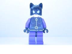 Catwoman alternate design (MrScareChrome) Tags: mod lego custom catwoman minifigure legobatman