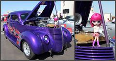 Aurora at the Car Show