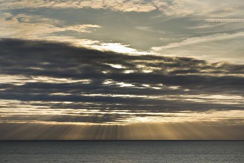 Snäck sunset, Gotland