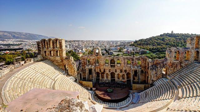 Grecia, Atene, Akropolis