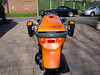 Exomotive Eco-Exo-R (KevinPatrick) Tags: scooter exoskeleton commuter trike 100mph thumper 400cc economical exoskeletal 60mpg reversetrike exocar ecoexo ecoexor