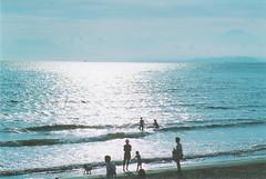 blingbling (blackteaj.justice) Tags: sea film mtfuji carlzeiss 35m fujicolorpro400h contaxrx  planart1485