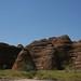 Milhares de domos de arenito