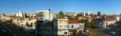 Street view (jgimbitzki) Tags: city cidade brazil rio brasil buildings landscape grande photo do foto view panoramic paisagem porto vista alegre sul prdios panormica