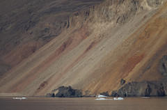 Greenland (richard.mcmanus.) Tags: red landscape greenland fjord mcmanus scoresbysound