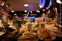 "Pike Place Market. Seattle, WA, USA • <a style=""font-size:0.8em;"" href=""http://www.flickr.com/photos/35947960@N00/8000408764/"" target=""_blank"">View on Flickr</a>"