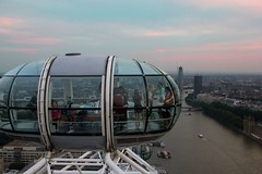 Pod with a view (reiver iron - RMDPhotos.co.uk) Tags: uk england london eye westminster pod energy cityscape view britain palace edf