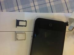 Iphone 5 SIM