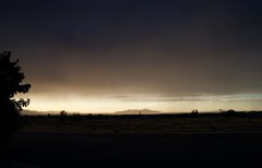 Evening Storm (J R Webb) Tags: sky landscape evening greatsaltlake tooelevalley