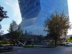 Unicredit Țiriac Bank HQ (Carpathianland) Tags: building glass architecture facade office contemporary romania bucuresti contemporana arhitectura cladire sticla fatada birouri