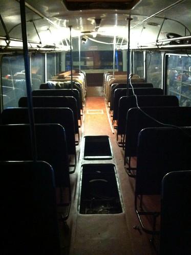 Ulsterbus leopard 182