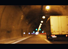 Out of focus (PattyK.) Tags: street truck lights moving blurry nikon europa europe hellas tunnel outoffocus september greece grecia balkans griechenland ontheroad europeanunion myphotos grece photgraphy 2012 ellada ελλάδα blurryvision egnatia τούνελ φωτογραφία ευρώπη egnatiastreet ελλάσ δρόμοσ σεπτέμβριοσ βαλκάνια εγνατία ευρωπαικήένωση nikond3100