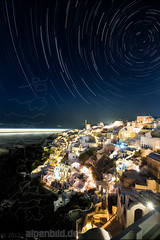 Santorini Startrails (alpenbild.de) Tags: city sea summer mountain mountains mill church nature berg rock night stars mhle nikon rocks meer ship nacht sommer natur rocky kirche berge santorini greece stadt fels griechenland landschaft santorin schiff startrails sterne d800 felsen gebirge muehle helicon felsig sternspuren d800e nikond800e heliconfocuslandscape