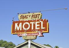 San Miguel, Ca. (RickWarrenPhotos) Tags: california sky usa history classic hotel rust neon rustic motel bluesky roadtrip historic artdeco neonsign sanmiguel hwy101 patina oldsigns vintagesigns ushighway101 roadsideart usroute101 elcominoreal