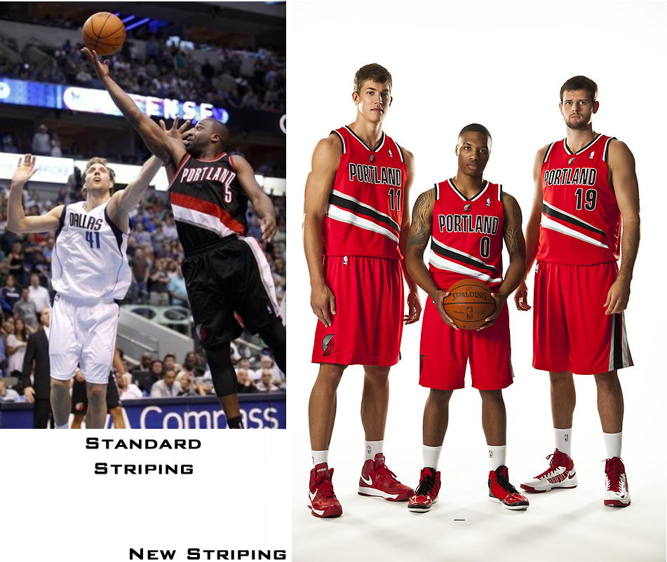 Portland Blazers Roster 2012: Which One Of These Guys Doesn't Belong?