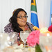 Uza Azima Shakoor, Attorney General of Maldives, attends the High-level Lunch Event on Strengthening Women's Access to Justice
