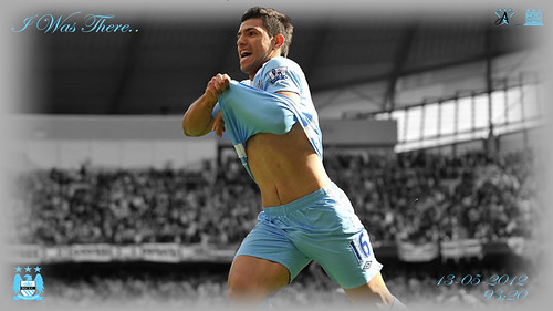 Aguero - I Was There.