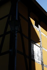 Light and shadow VI (dididumm) Tags: light shadow sun house building window sunshine yellow museum germany licht fenster haus gelb nrw sonne hagen schatten gebude halftimbered openair fachwerk sonnenschein fachwerkhaus lwlfreilichtmuseum