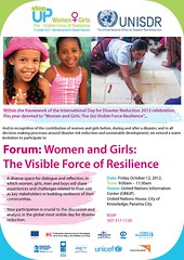 Forum: Women and Girls: The Visible Force of R...