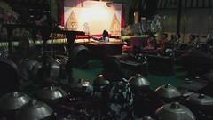Behind the Scene (jean-marc rosseels (away)) Tags: woman man colors canon indonesia puppet performance singer yogyakarta performer gamelan wayang wayangkulit dalang canon7d jeanmarcrosseels