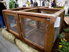 "3-Bin Open Compost Bin; Composter • <a style=""font-size:0.8em;"" href=""https://www.flickr.com/photos/87478652@N08/8074418255/"" target=""_blank"">View on Flickr</a>"