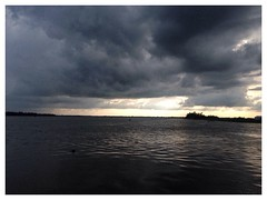 #Dark #beauty #rainy #season #looks #Bangladesh #meghna #river (joyoantabanik) Tags: black sky six joyoanta jb dark beauty rainy season looks bangladesh meghna river