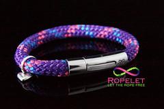 DSC09849 (Ropelet Bracelets) Tags: ropelet ropebracelet bracelet handmadebracelet handmadejewelry wristwear wristband stack stackbracelet braceletstack
