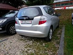 Switzerland, Valais (Helvetics_VS) Tags: licenseplate switzerland valais highest
