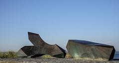 Art (Wouter de Bruijn) Tags: fujifilm xt1 fujinonxf35mmf14r art abstract landscape zeeland walcheren vlissingen flushing copper monument memorial wwii ww2 worldwartwo outdoor