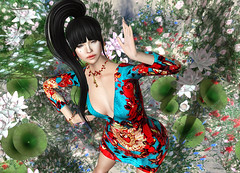 VIRTUAL DIVA - Unbreak (Rehana MiSS SLVietnam, Face of CHOP ZUEY 2015) Tags: secondlife fashion rehana rehanaseljan virtualdiva swank chopzuey laboheme slink boon posesion