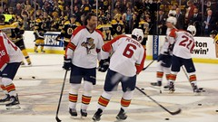 (spotboslow) Tags: bostonbruins floridapanthers nhl hockey boston massachusetts jaromirjagr