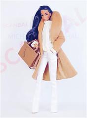 Olivia Pope Looks (Michaela Unbehau Photography) Tags: olivia pope looks fashion royalty fr fr2 scandal erry washington scandalous michaela unbehau fashiondoll doll dolls photography mannequin model mode puppe fotografie studio wool coat suede bagandshoesintegritytoyssweaterclearlanpantsfraue