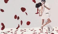 Red String (Ryanna Foxclaw) Tags: expression love myth