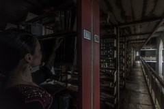 Come with me and you'll be in a world of pure imagination.  #Toledo #Portrait #Abandoned #Library #DepthOfField #Bokeh #Light #WindowLight #Window #Architecture #Books #UrbanExplorer #Urbex #ToledoOhio #Ohio (kallyone) Tags: toledoohio architecture bokeh urbanexplorer windowlight toledo urbex portrait depthoffield window light ohio books library abandoned