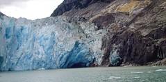 Dawes Glacier Calving (sdmacdonald) Tags: alaska unitedstates fjord glacier blue dawesglacier calving melting wilderness ocean water ice wet vacation august carnivalcruise cruiseship