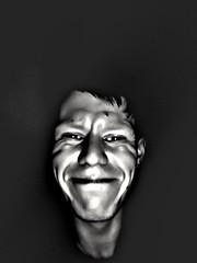 2016-08-23_07-55-28 (txchris86) Tags: selfie lowlight me selbstportrait dunkel smile lcheln edited ich myself